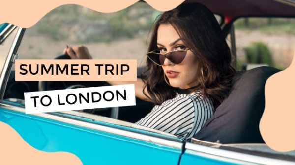 Summer Trip To London Vlog