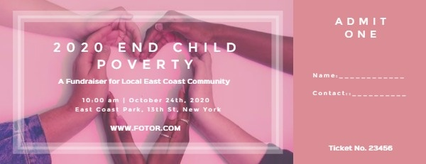 End Child Poverty Fundraiser