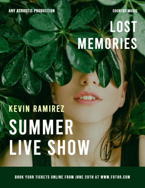 Summer Green Music Live Show