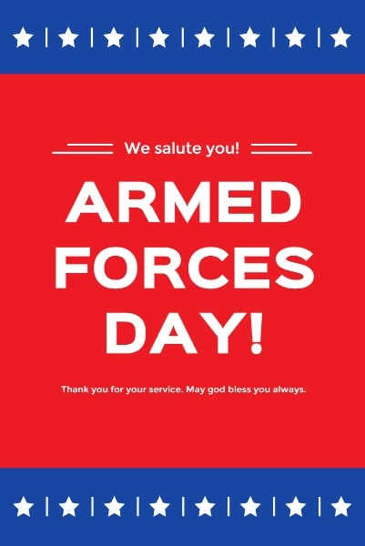 American Armed Forces Day