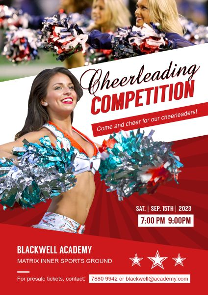 Cheer-leading Competition