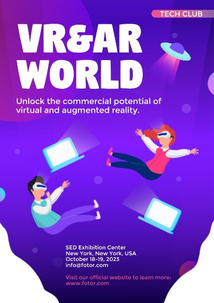 VR And AR World Exhibition