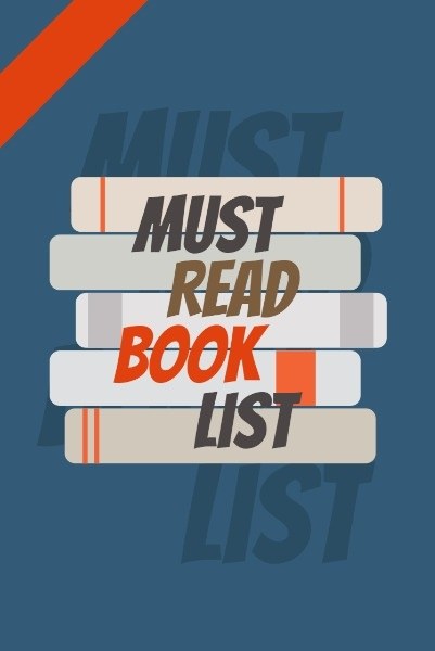 Must Read Book List