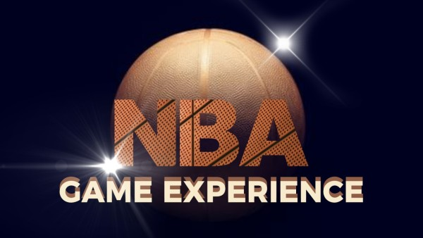 Yellow NBA Gaming Youtube Thumbnail