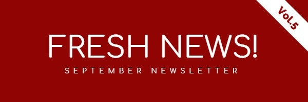 Fresh News Newsletter Header