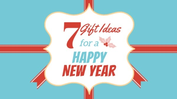 Gift Ideas For A Happy New Year