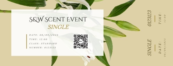 Summer Scent Event