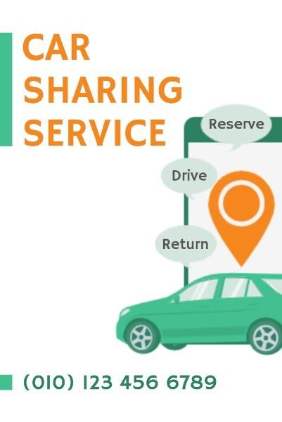 Car Sharing Service