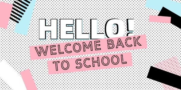 Back To School Greeting