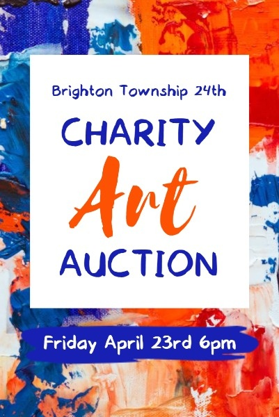 Charity Art Auction