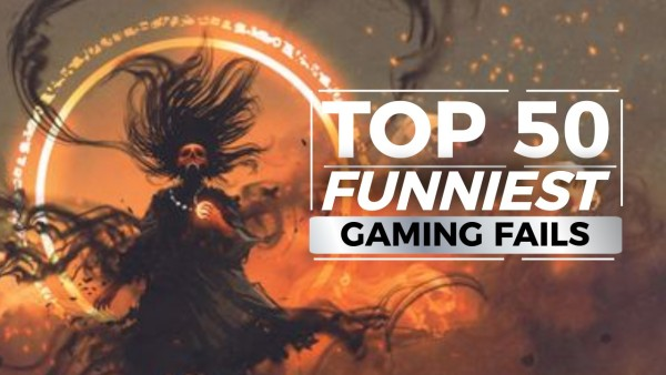 Top 50 Funniest Gaming Youtube Thumbnail