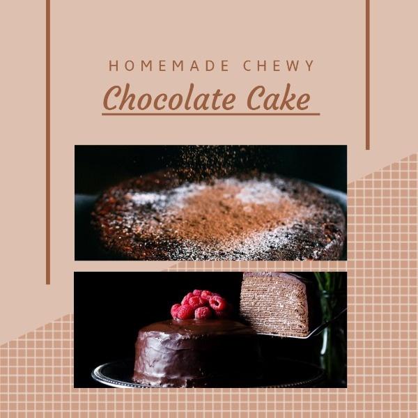 DIY Cake Recipe