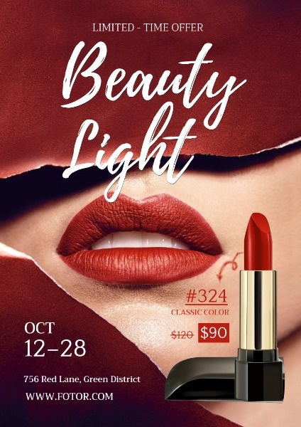 Red Lipstick Sale