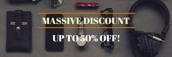 06..Massive discount