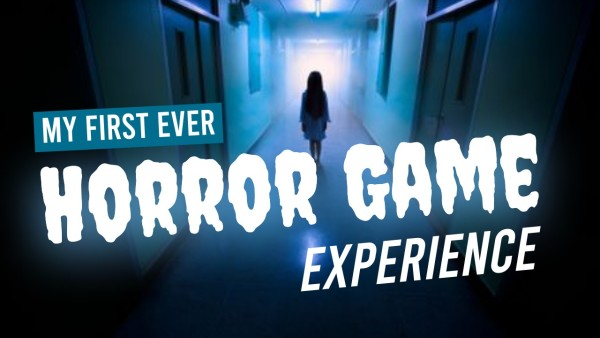 Horror Game Experience Youtube Thumbnail
