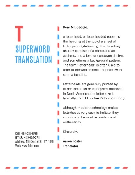 Superword Translation