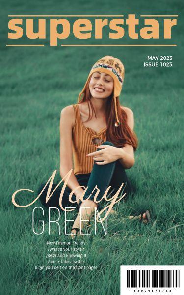 Green Natura Book Cover