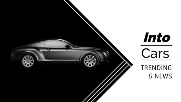 Black And White Car News Banner