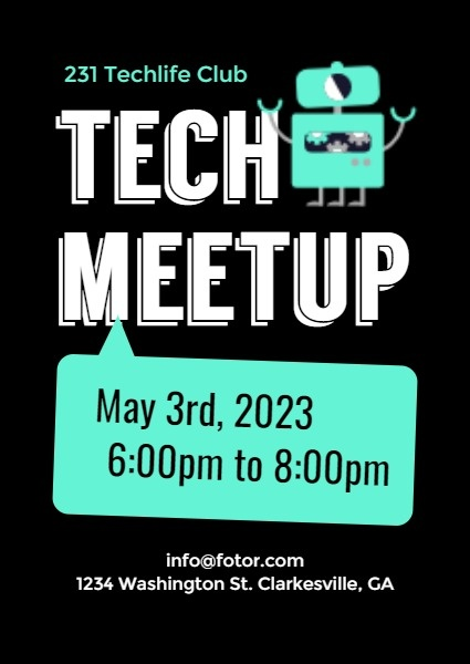Tech Meetup Gathering