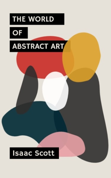 Abstract World Book Cover