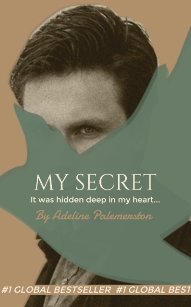 Online My Secret Book Cover Template | Fotor Design Maker