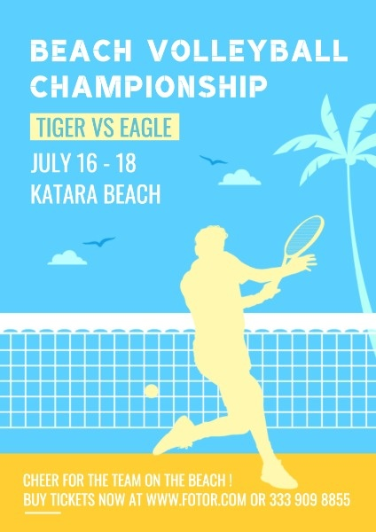 Beach Volleyball Championship
