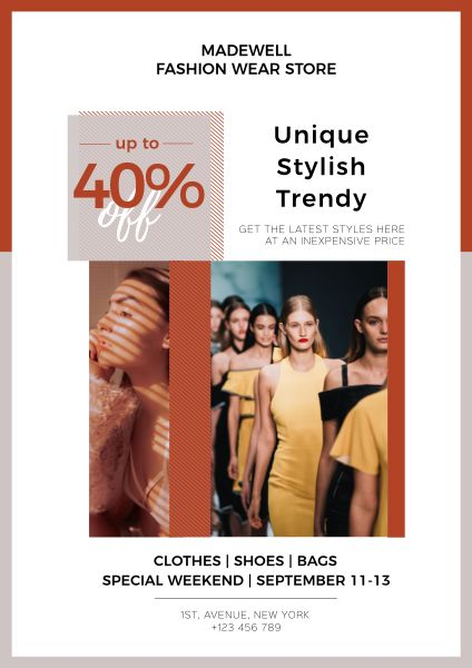 Women Clothes Store Discount