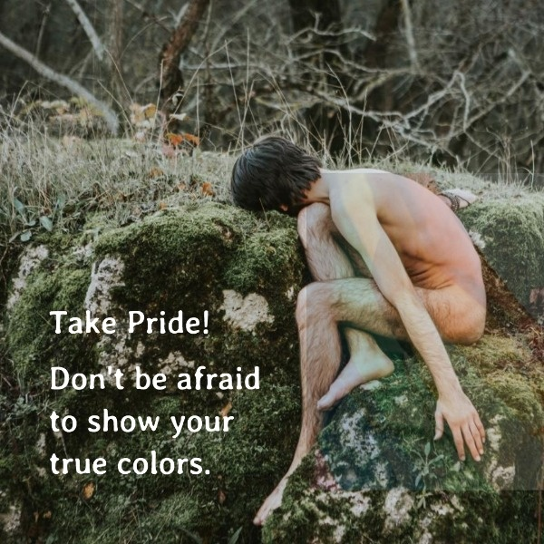 Pride Month Love Quote