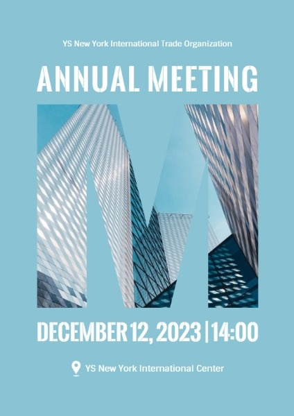 Blue Annual Trade Meeting