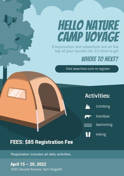 Camp Voyage