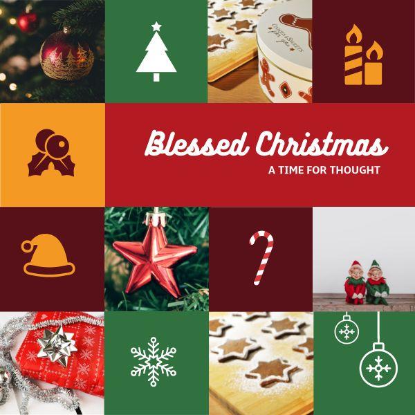 Christmas Decoration Greeting