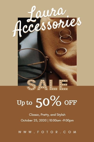 Accessory Sales