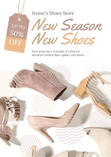Fashion Shoes Autumn Sale