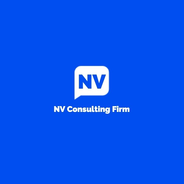 Blue Consulting Company Logo