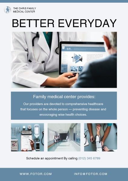 Hospital Service Ads