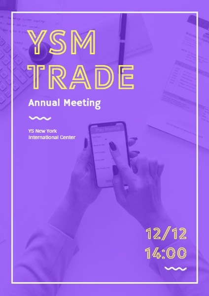 Purple Annual Trade Meeting