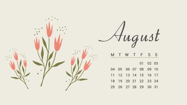 8月鲜花盛开_HYX_20200327(日历)