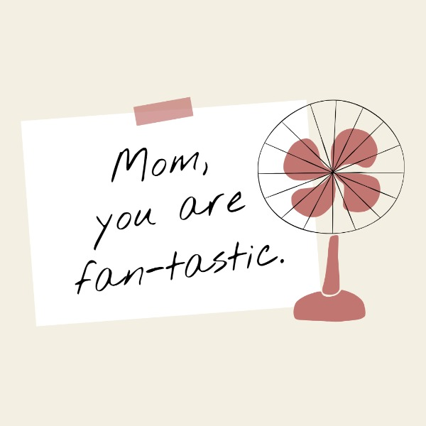 Fantastic Mothers Instagram Post Template