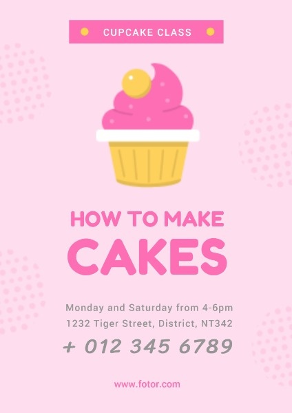 Cake Bakery Course