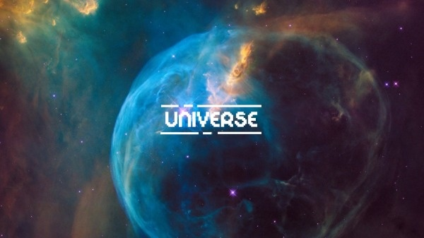Astronomical Universe Wallpaper