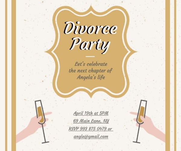 Divorce Party