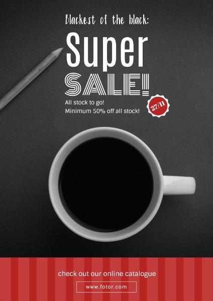 Coffee Super Sale