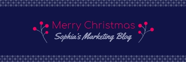 Marketing Blog Email Header