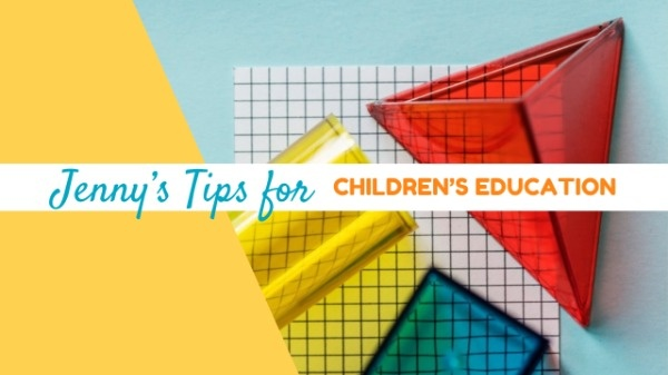 Red And Yellow Education Tips YouTube Cover