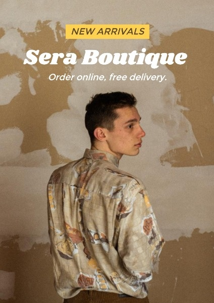 New Boutique Online Sales