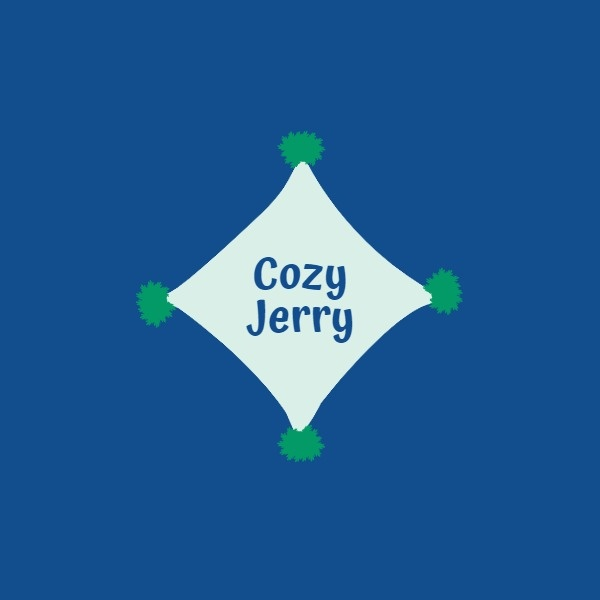 Blue Cushion Store Logo