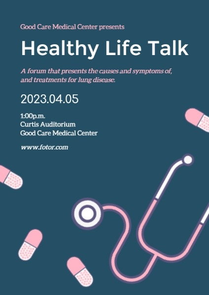 Healthy Life Talk