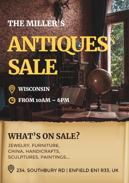 Antique Sale