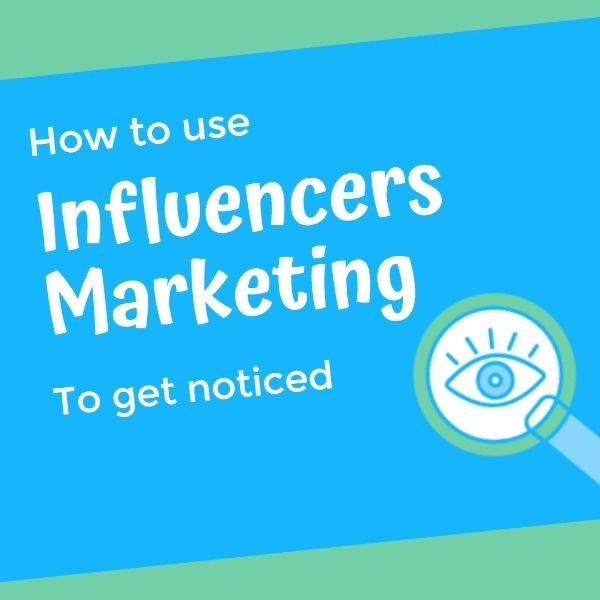 Influencer Marketing Blogging