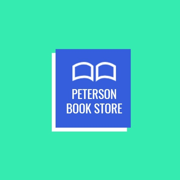 E-commerce Book Store Logo